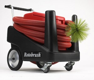 Rotobrush Duct Cleaning - air cleaners