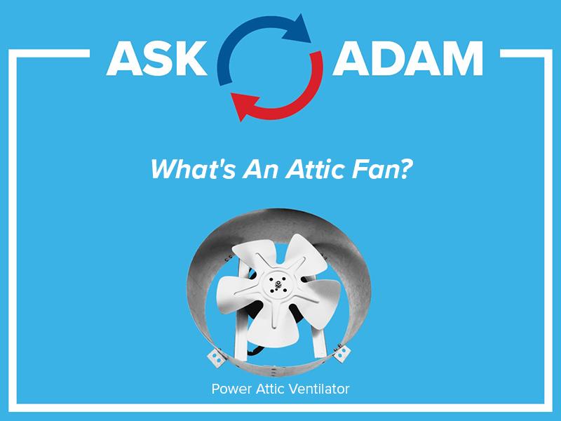 attic fan - mchenry heating - heating woodstock