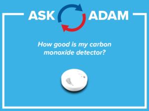 carbon monoxide - air condition repairs