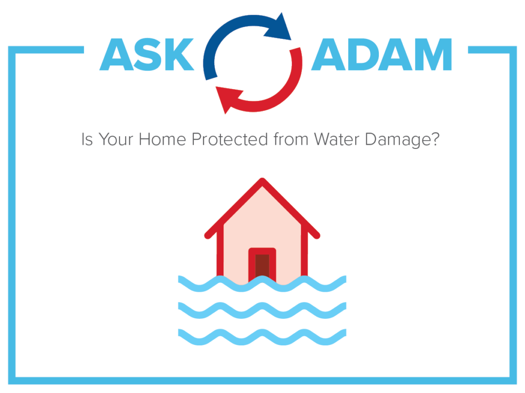 heating parts - heating woodstock - water damage