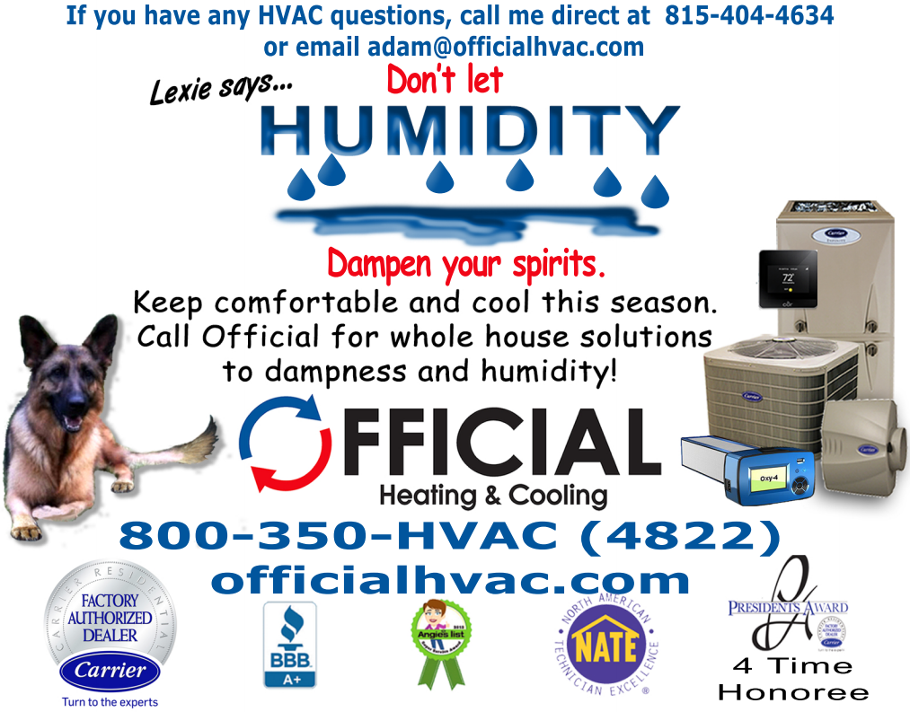 humidity common a/c problems