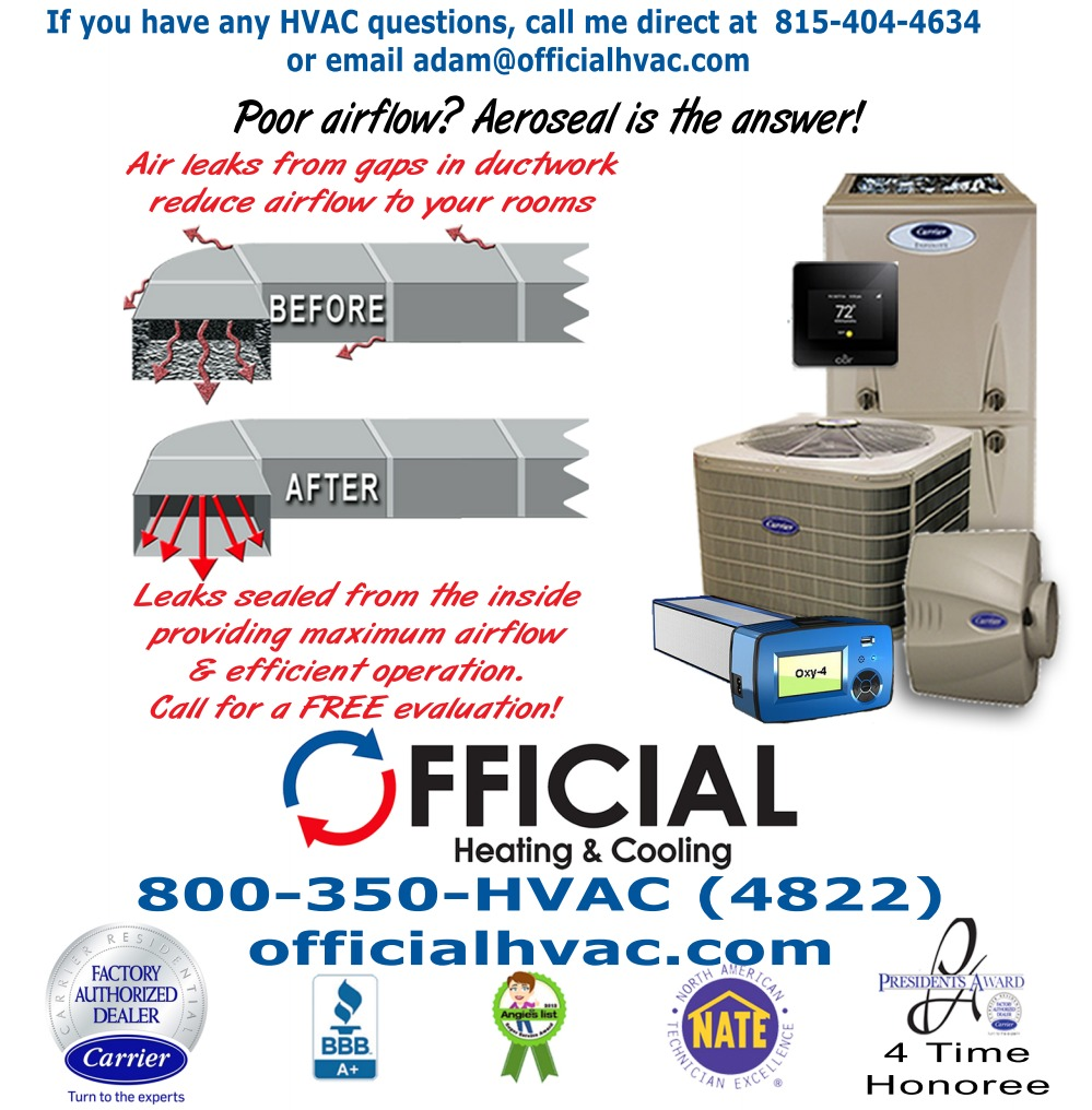 do your ducts have condensation