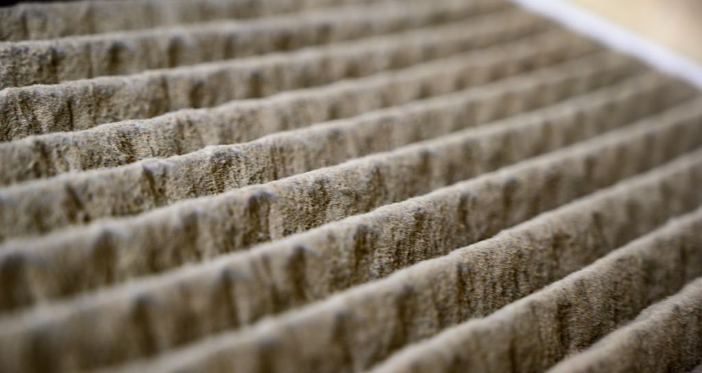 dirty air filter - how often should you change your furnace filter